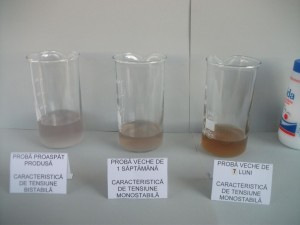 2014 05 05 Variatiile Testul sarii de bucatarie 015 dupa o ora